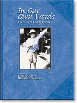 In Our Own Words: A Story of Lincoln County, North Carolina